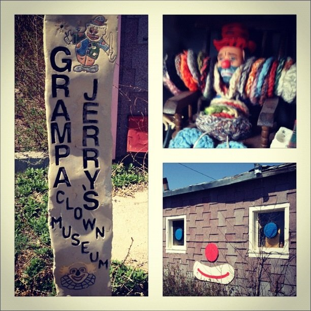 Grampa Jerry's Clown Museum